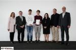 ÜFA-Zertifikatsverleihung in Linz