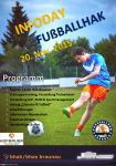 Save the Date - 20.11.2015 Infoday Fußball-HAK