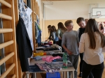 Kleidertauschbörse in der HAK Braunau