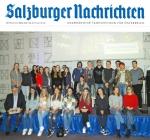 Salzburger Nachrichten zum Angreifen
